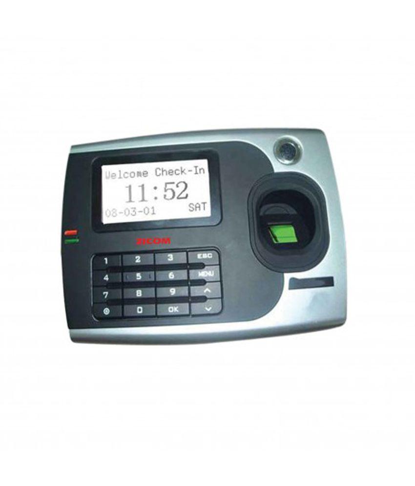 Zicom Biometric Time Attendance Machine - Finger Print