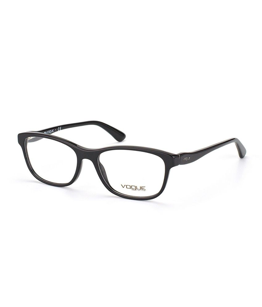 8a299aa2a1 Vogue Vo-2908-w44-51 Women Rectangle Eyeglasses - Buy Vogue Vo-2908-w44-51  Women Rectangle Eyeglasses Online at Low Price - Snapdeal