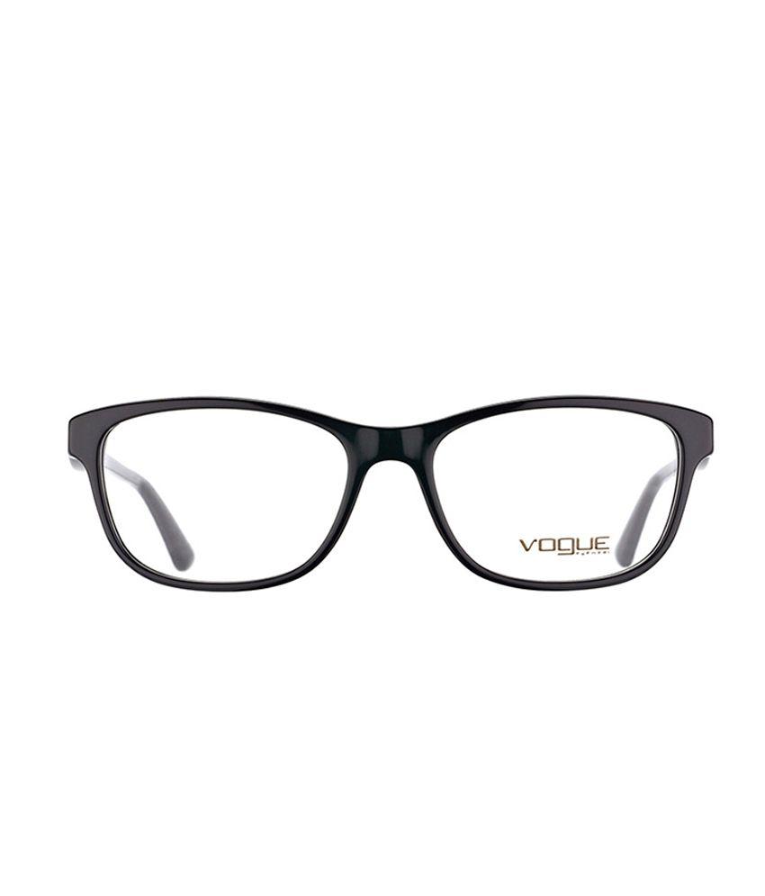 79a36721a7 Vogue Vo-2908-w44-51 Women Rectangle Eyeglasses - Buy Vogue Vo-2908 ...