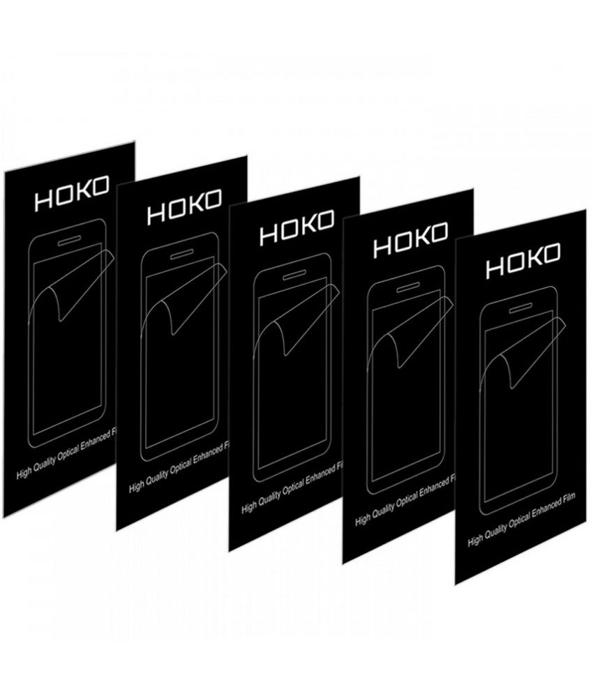 Samsung Galaxy Note 3 Clear Screen Guard by HOKO