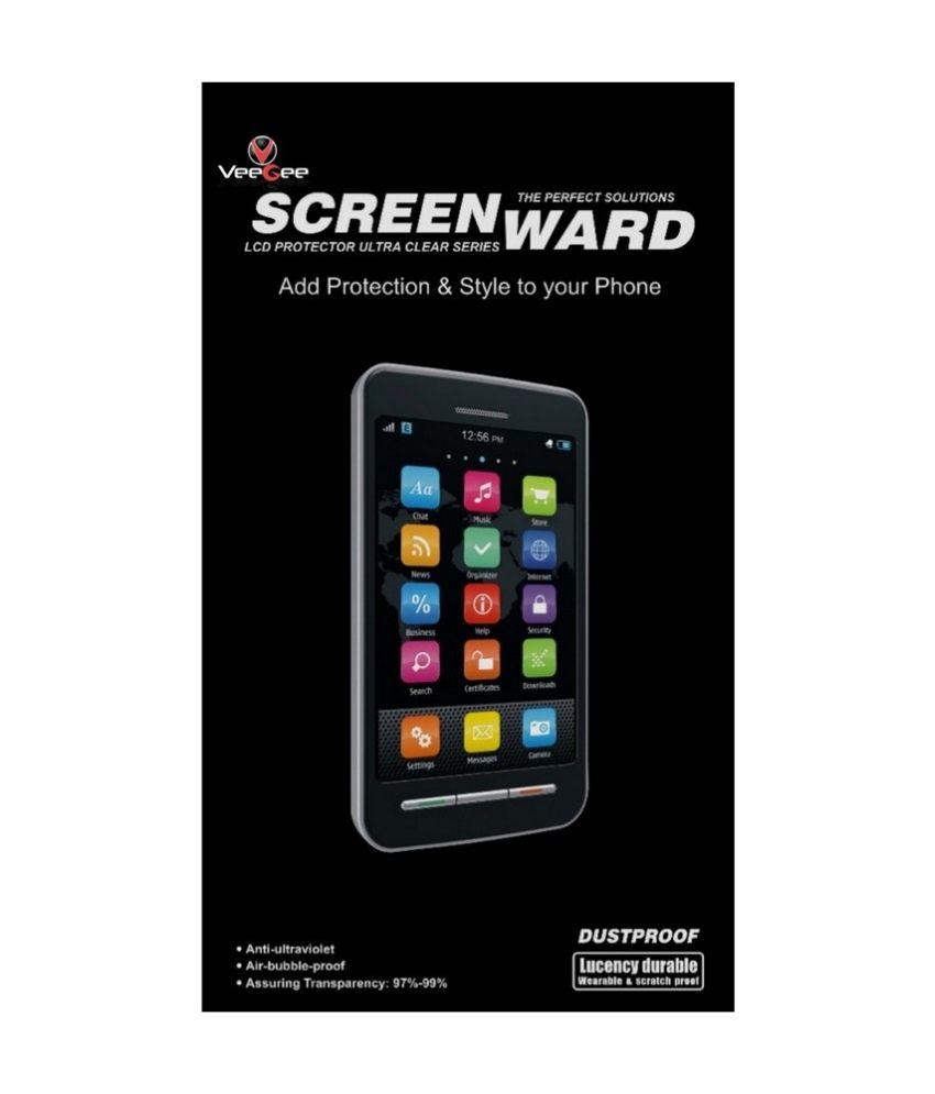 Apple Iphone 6 Plus Clear Screen Guard by SCREENWARD