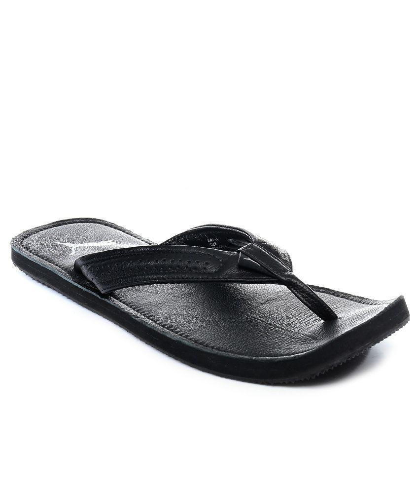 68847e8f7 canada puma ketava dp brown slippers 7be38 a0fc4  canada puma black java  iii ind slippers ee401 fc40e