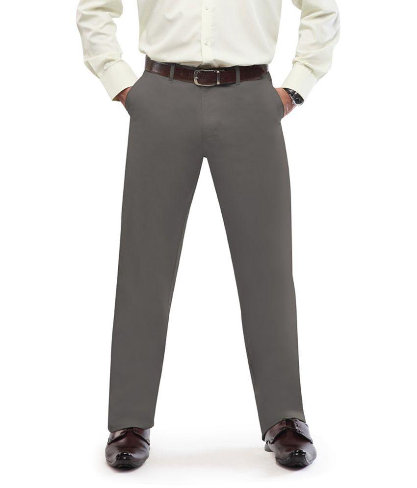 Usmc Gray Comfort Casuals Flat