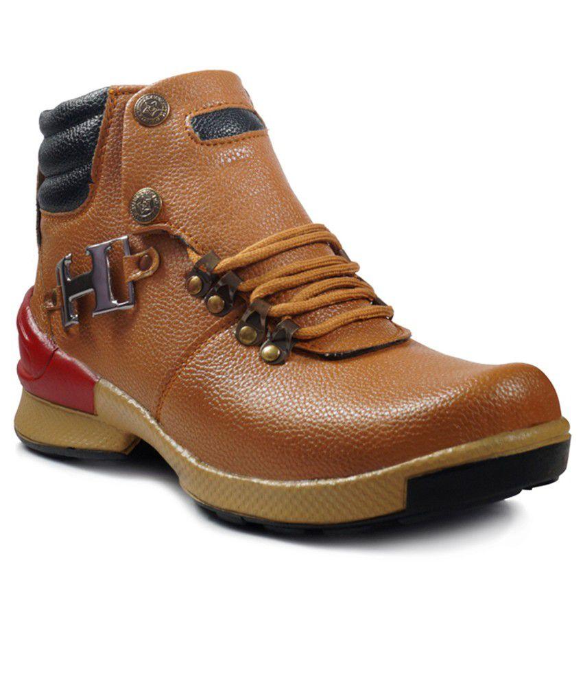ADYBird Boot Attractive Tan