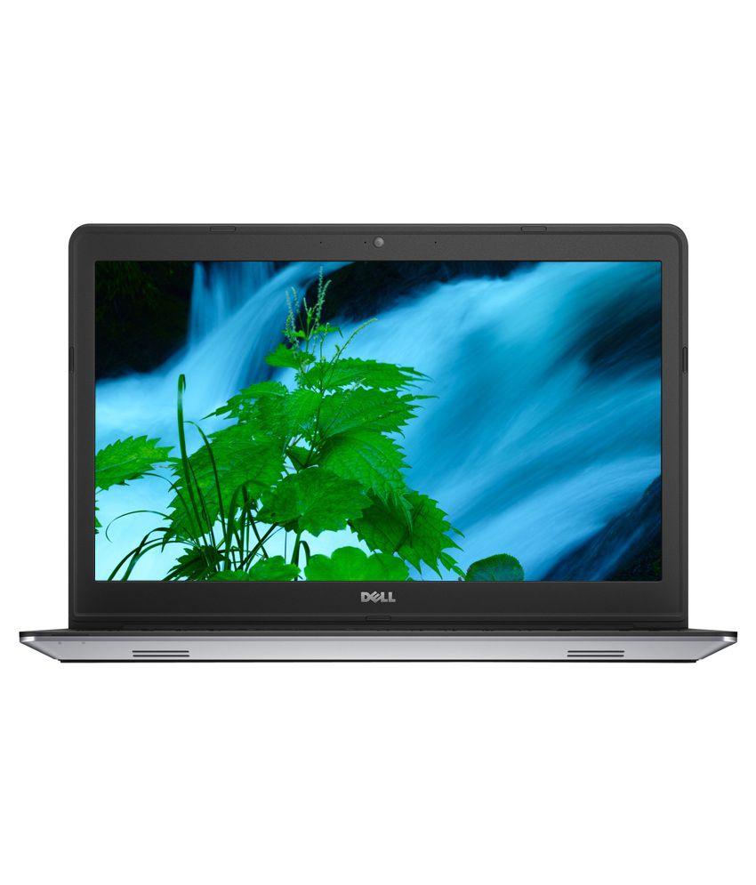 Dell Inspiron 5547 Laptop (4th Gen Intel Core i3- 4GB RAM- 500GB HDD- 39.62cm (15.6)- Windows 8.1) (Silver)