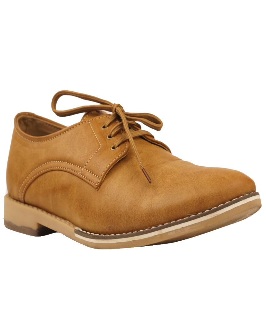 Bacca Bucci Tan Party Shoes - Buy Bacca