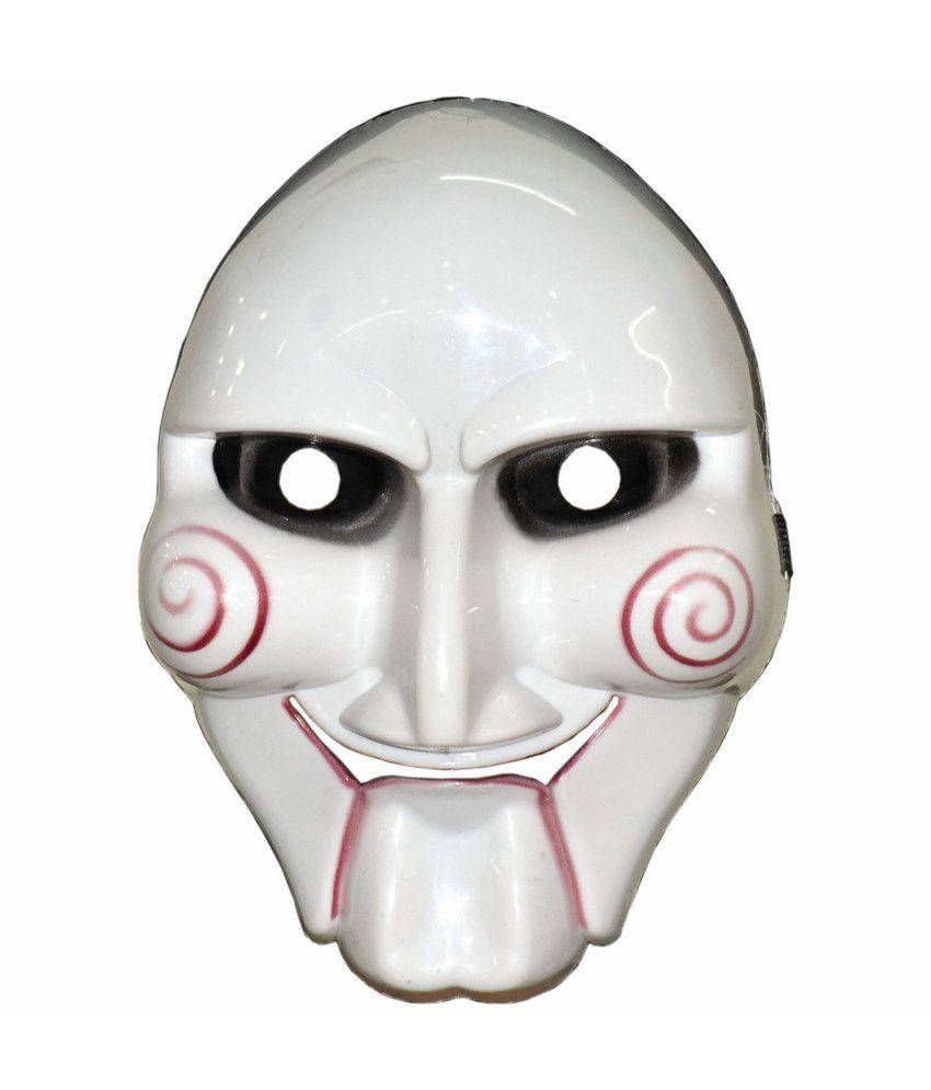 Tootpado Jigsaw Saw Movie Full Face Mask - Buy Tootpado
