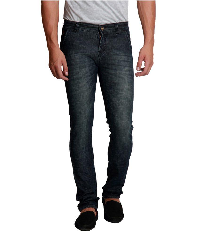 Design Roadies Blue Slim Jeans