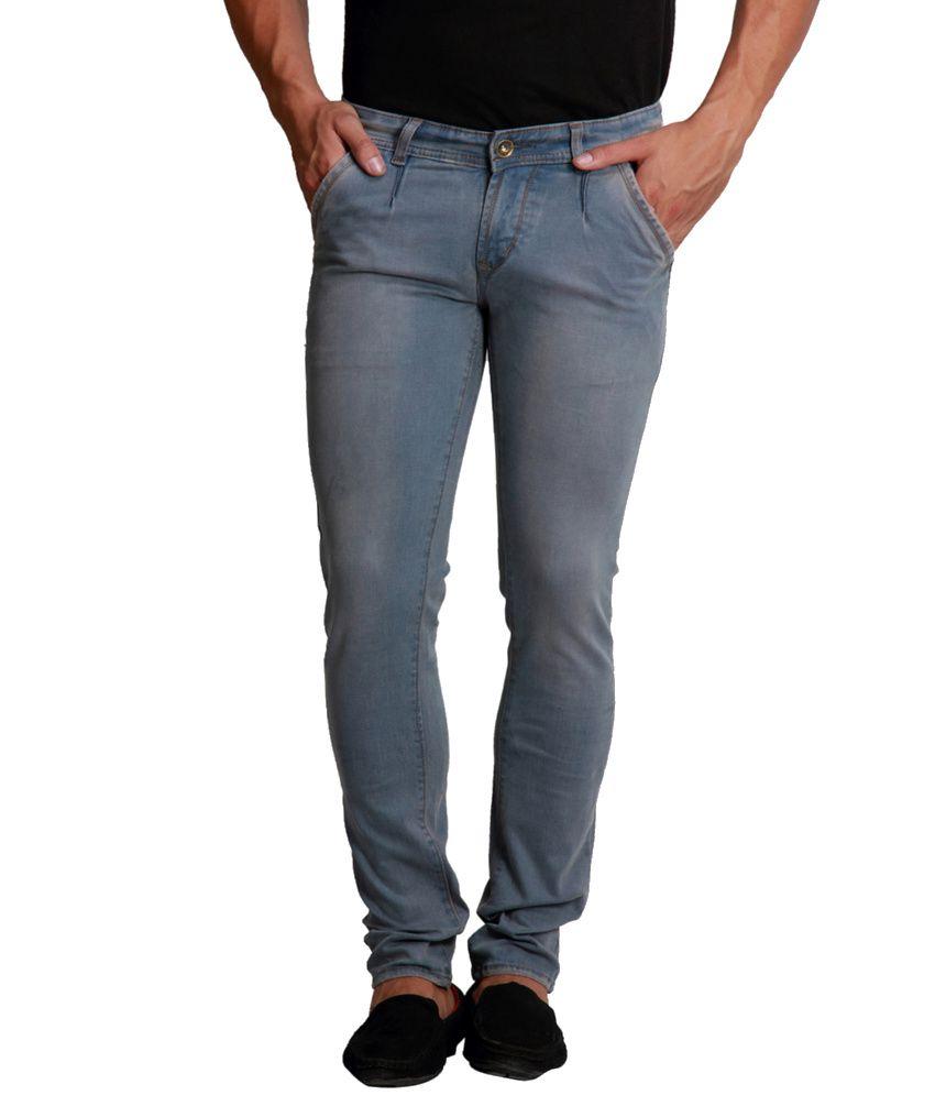 Design Roadies Gray Slim Jeans