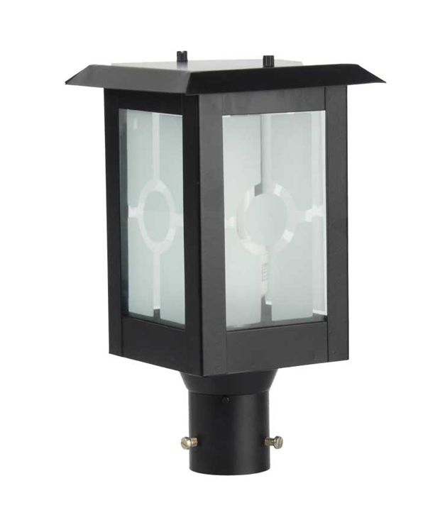 Superscape Outdoor Lighting Gate Pillar Post Lighting Gl4551 Buy