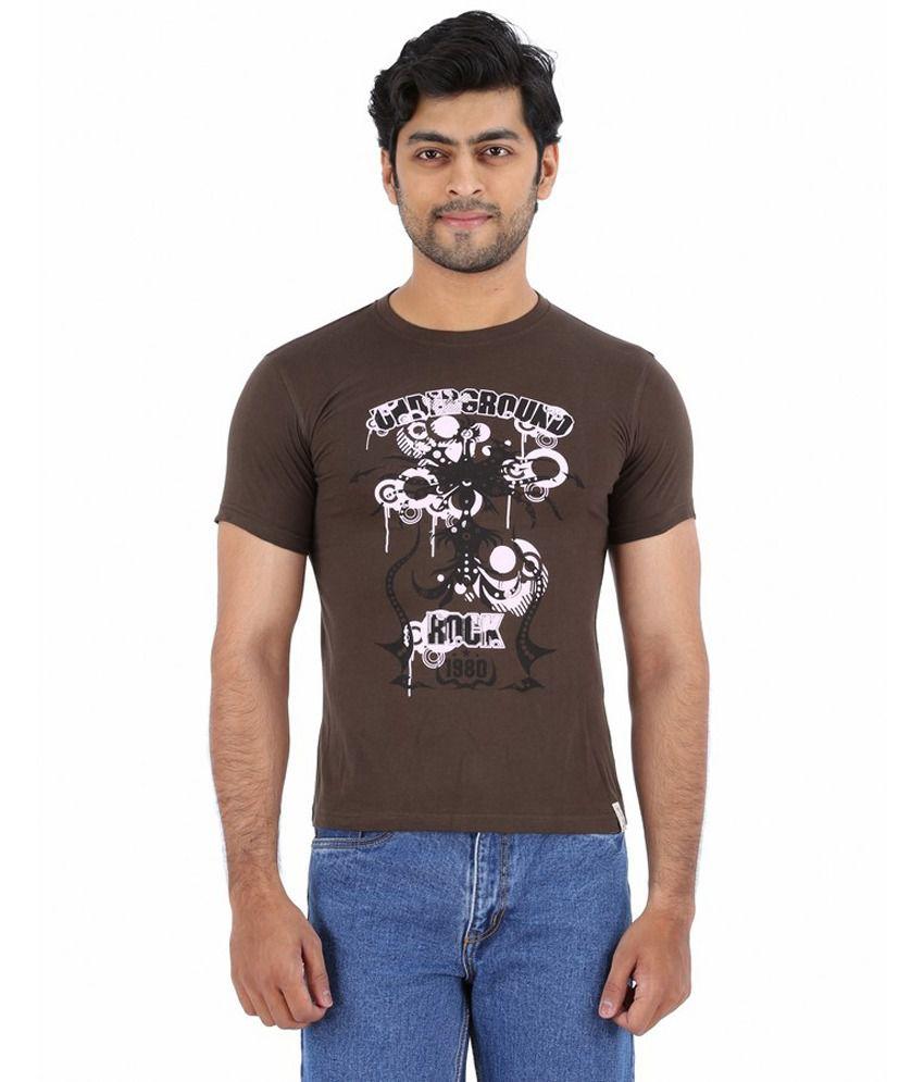 Cotton Harvest Cotton Brown Tshirts