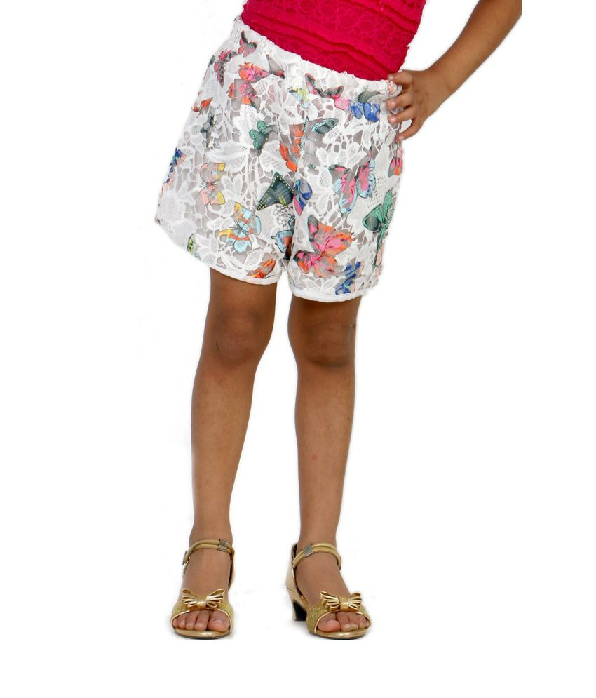 Fiore Butterfly Shorts