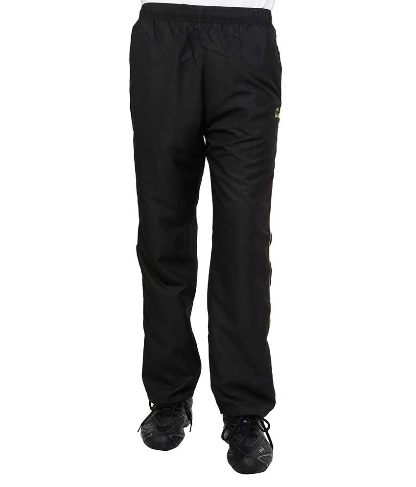 Dida  Black Polyester Trackpant