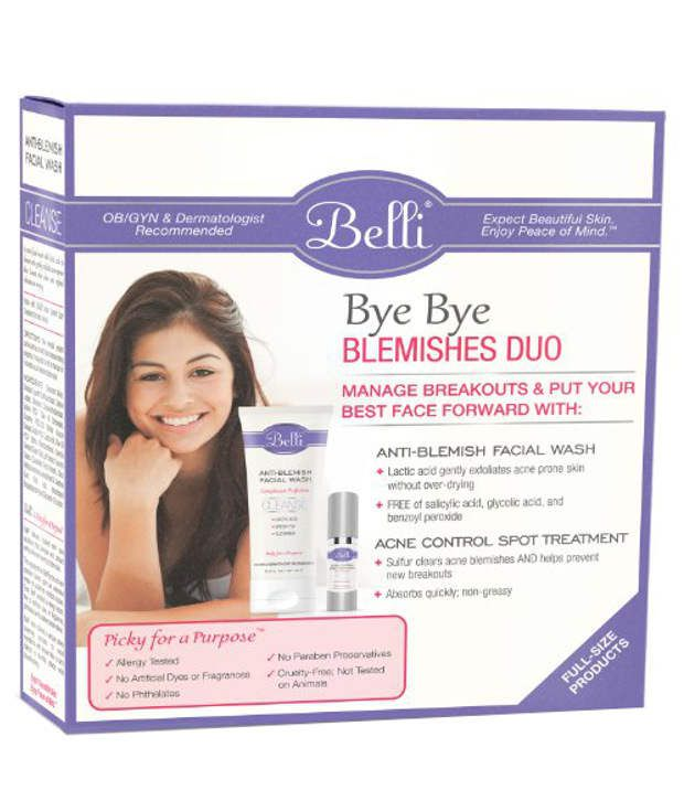 Belli Facial Wash