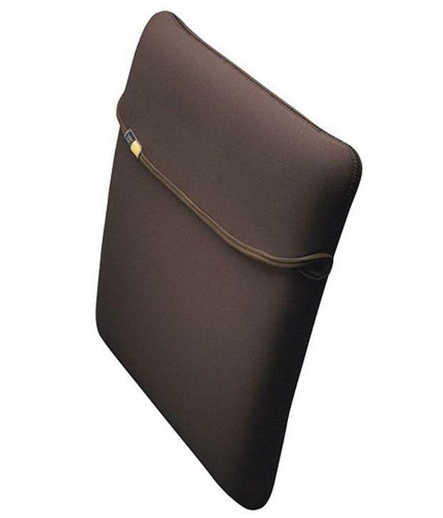 Caselogic Brown Reversible Laptop Sleeve