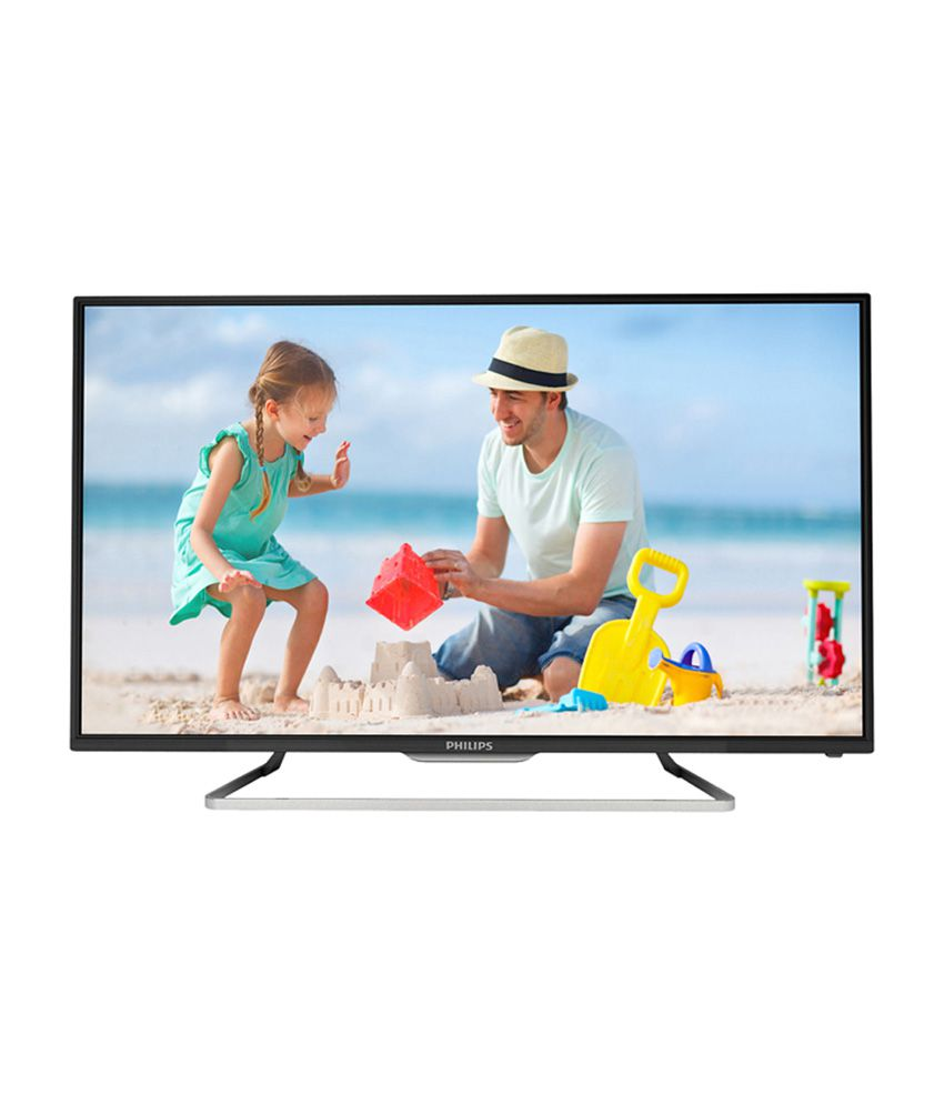 buy philips 40pfl5059 v7 aza 102 cm 40 full hd led television online at best price in india. Black Bedroom Furniture Sets. Home Design Ideas