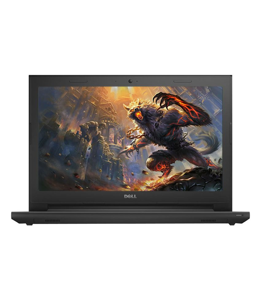 Dell Inspiron 14 3442 Laptop (4th Gen Intel Core i3- 4GB RAM- 500GB HDD- 35.56cm (14)- Windows 8.1- 2GB Graphics) (Standard Black)