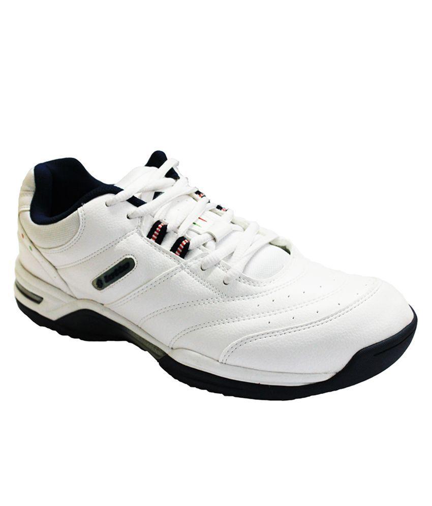 Lotto White Lifestyle Shoes - Buy Lotto
