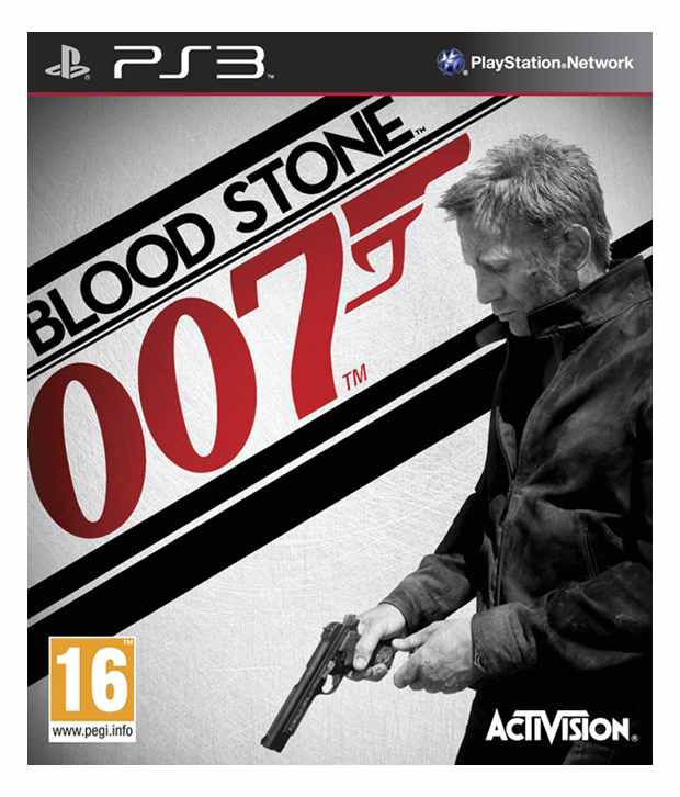 Sony Blood Stone 007 Role Playing Game