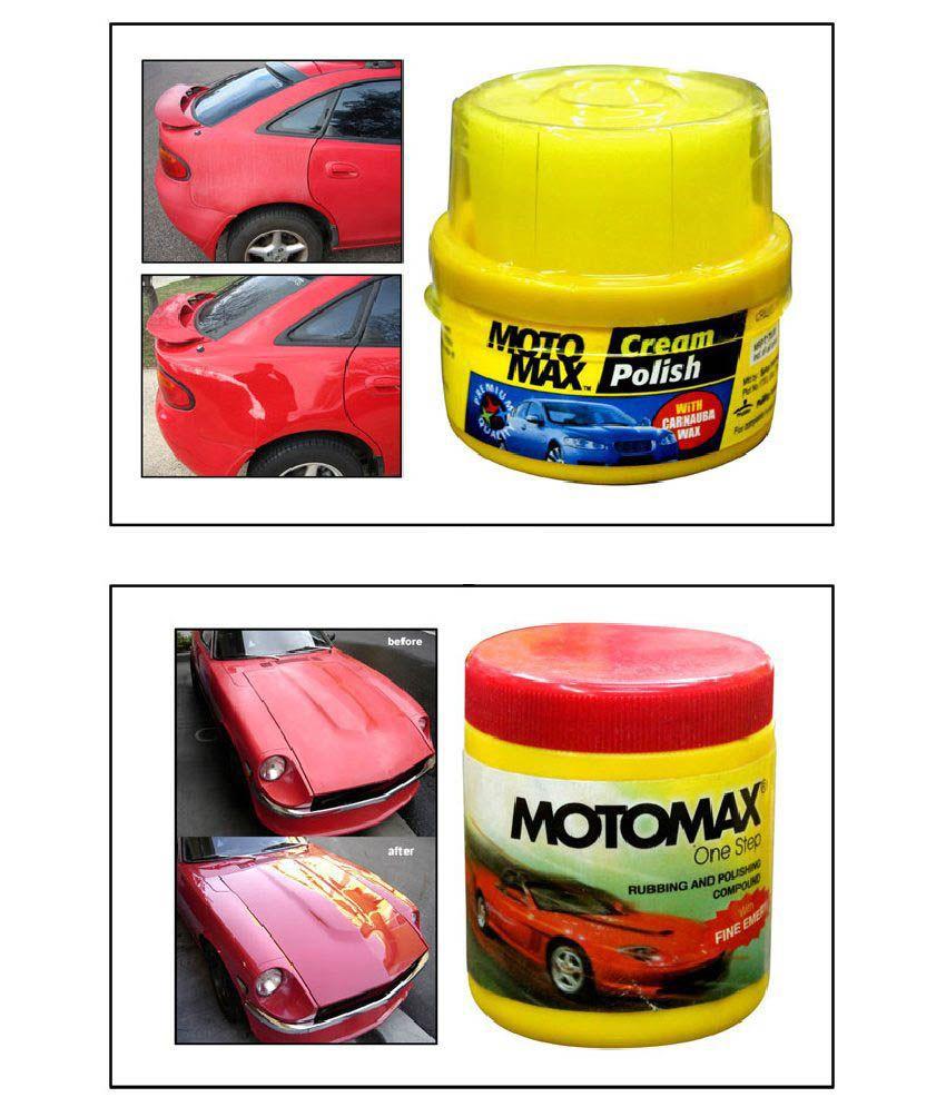 Car Rubbing Polish Cost
