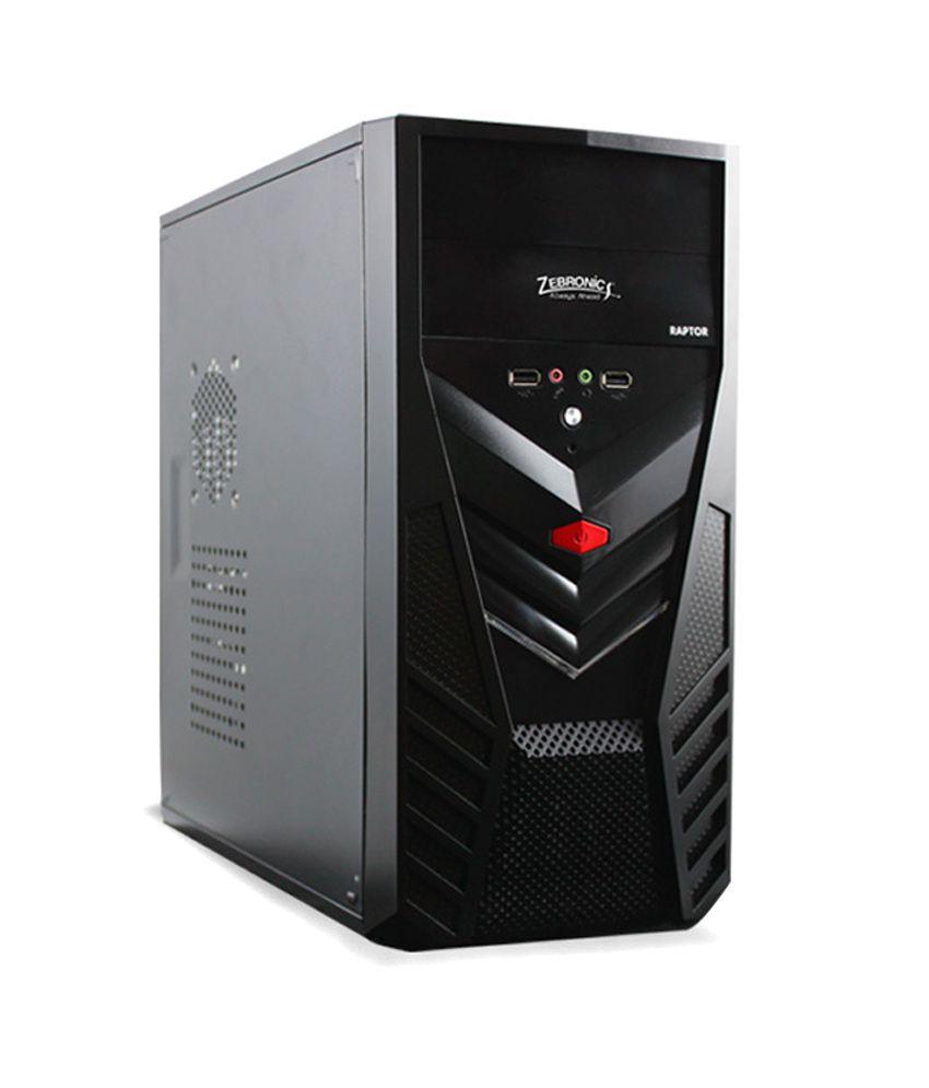 Zebronics Cabinet With Smps Zebronics Raptor Buy