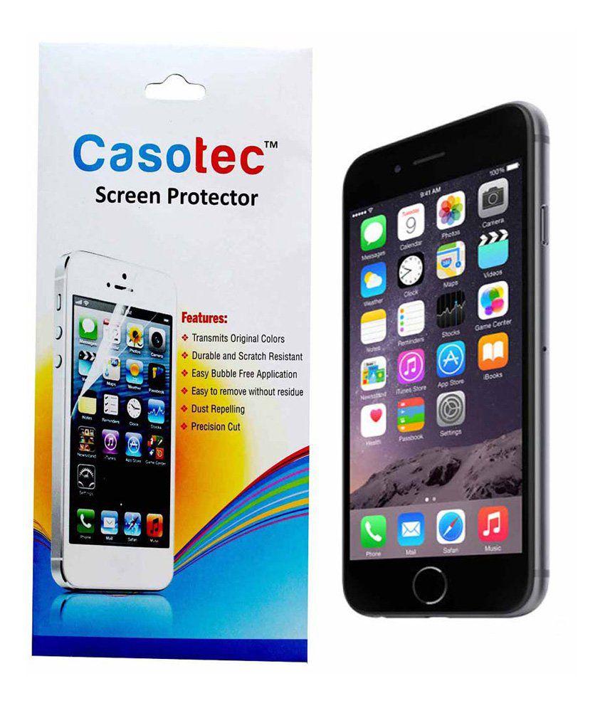 Apple Iphone 6 AntiGlare Screen Guard by Casotec