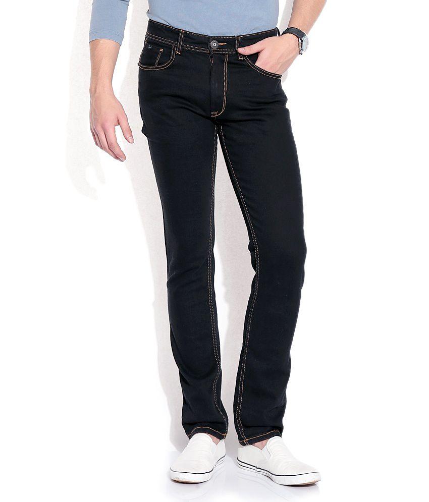 Locomotive Black Skinny Jeans