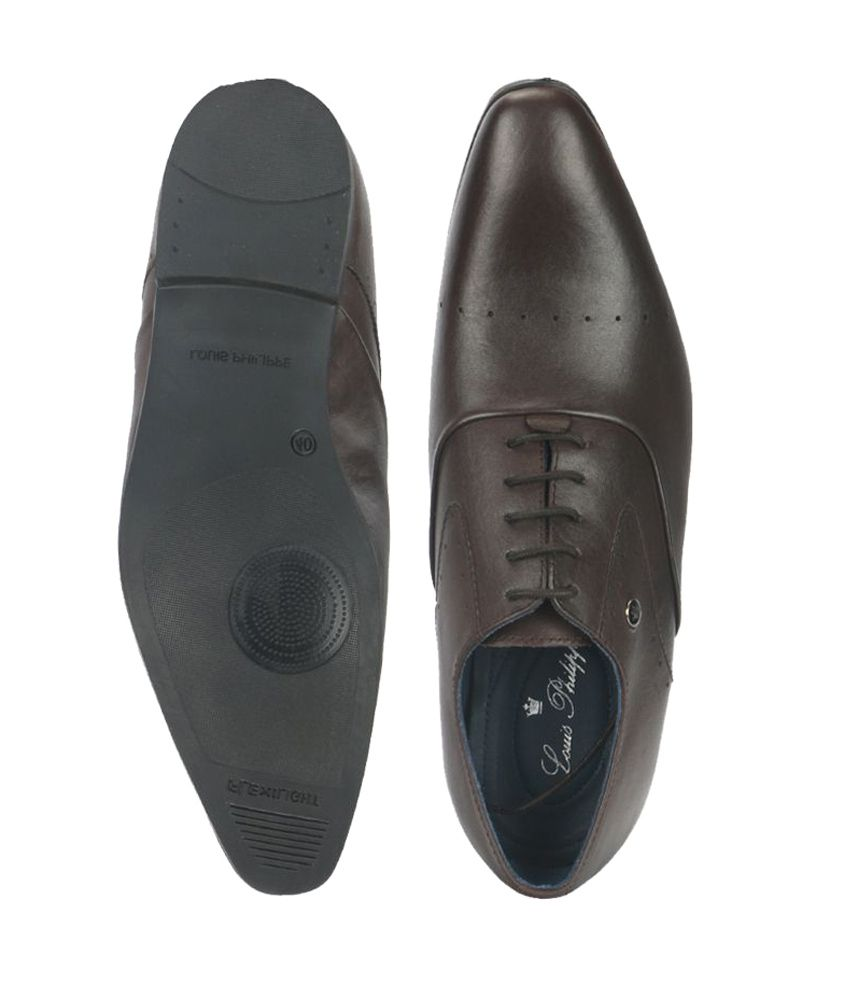 louis philippe shoes india