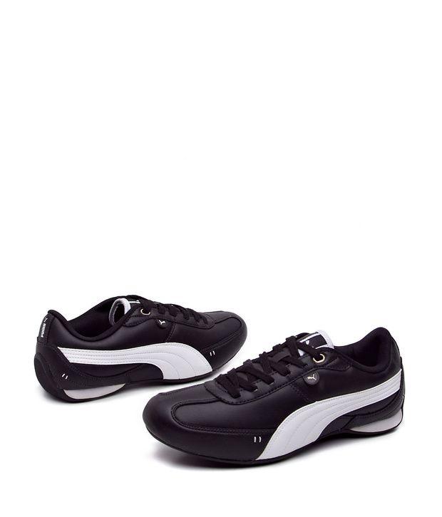 Puma Black Party Shoes - Buy Puma Black