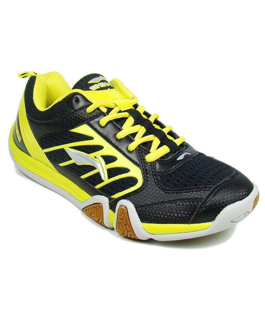 Li Ning Saga Shoes Review