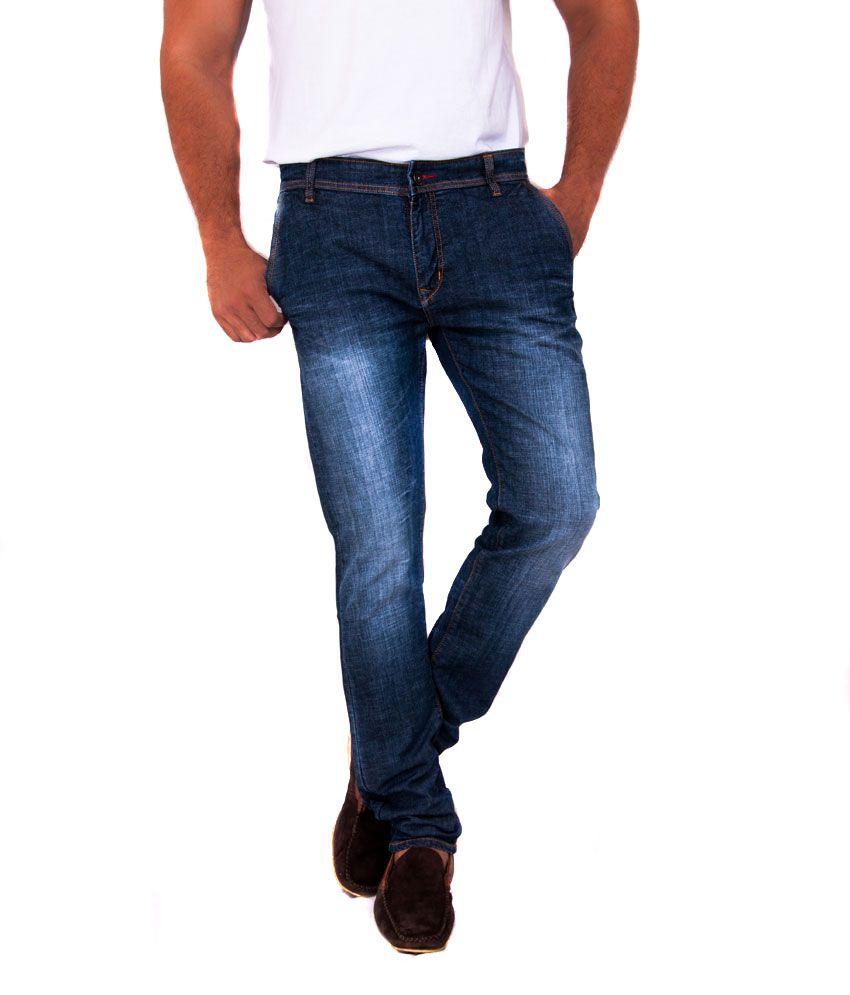 Originals Superdry Slim Fit Blue Jeans For Men