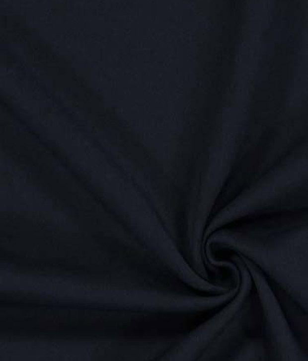 Raymond Black Poly Blend Suit Lengths