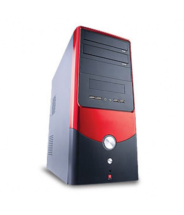 Iball Computer Desktop Cabinet With Smps Power Supply - Buy Iball ...