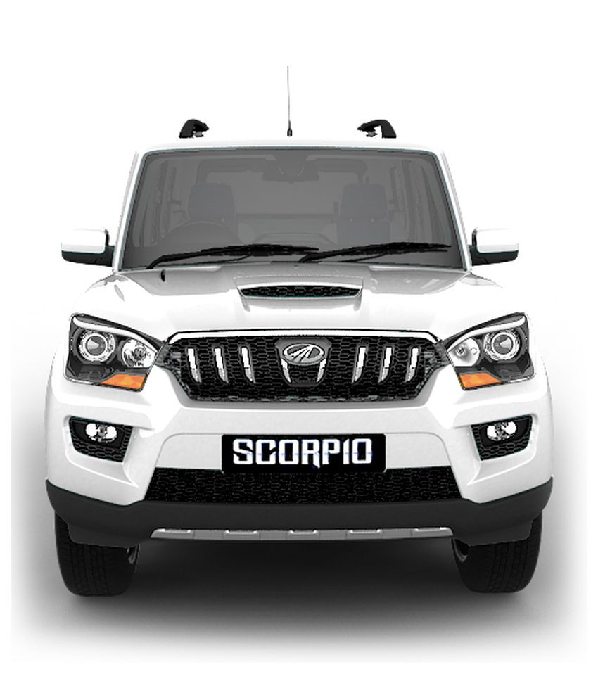 Mahindra - The New Generation Scorpio - S6 + (Book for Rs 20,000)