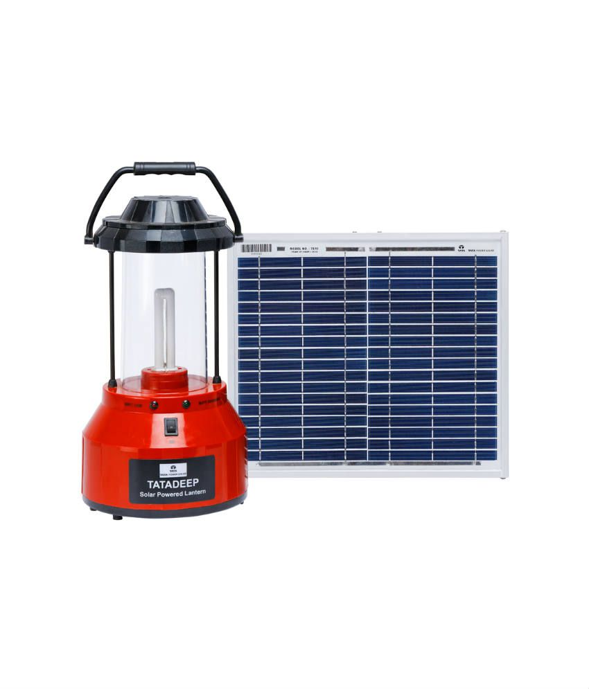 Tata Solar Diva 50C Solar Emergency Light