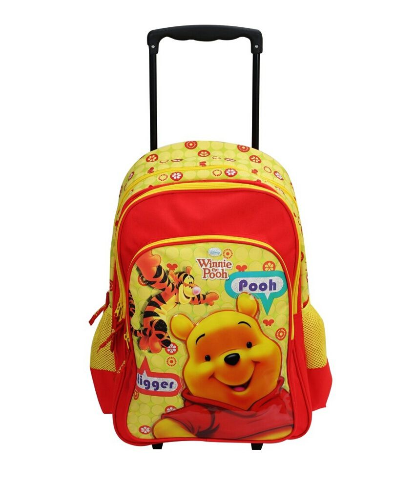 555a166b578 Disney Multicolor Kids Trolley Bag - Buy Disney Multicolor Kids Trolley Bag  Online at Low Price - Snapdeal