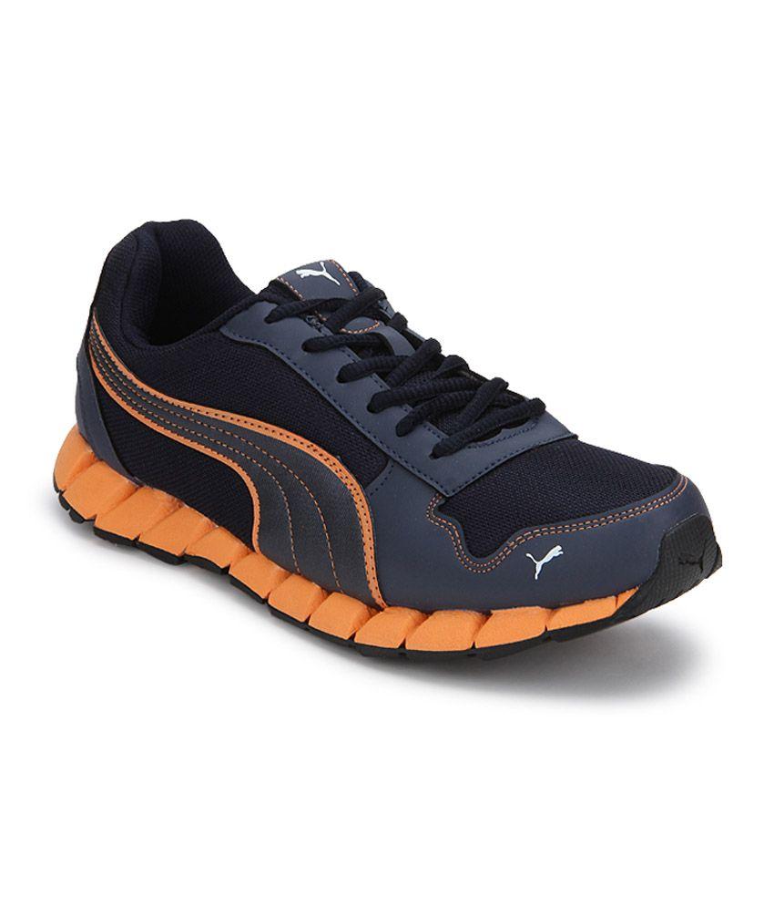 Puma Kevler Dp Navy Running Shoes