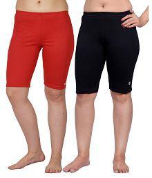 Selfcare Multi Color Cotton Trackpants