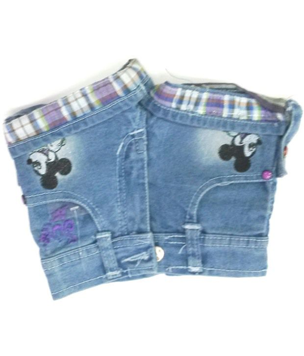 4s Mickey Mouse Shorts