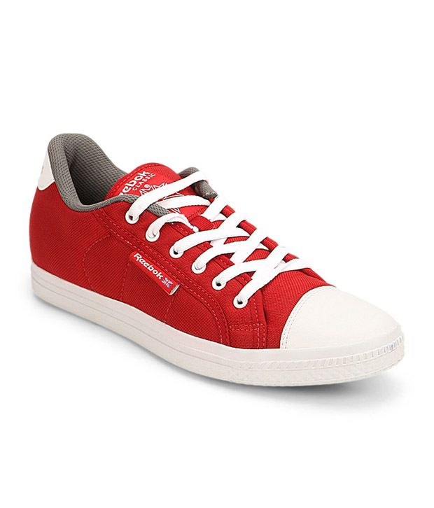 ae75f862ea3 Reebok On Court Iii Red Canvas Shoes - Buy Reebok On Court Iii Red Canvas  Shoes Online at Best Prices in India on Snapdeal