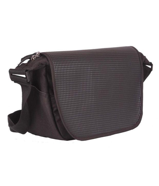 Bags.R.Us Black Camera Bag