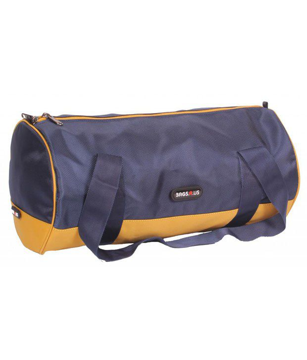 - Travel / - Royal Blue & Grey Color s - By s R Us gear Gym Bag