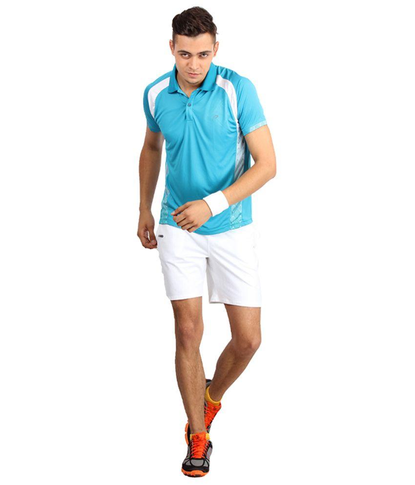 Proline Active Blue Polo T-shirt