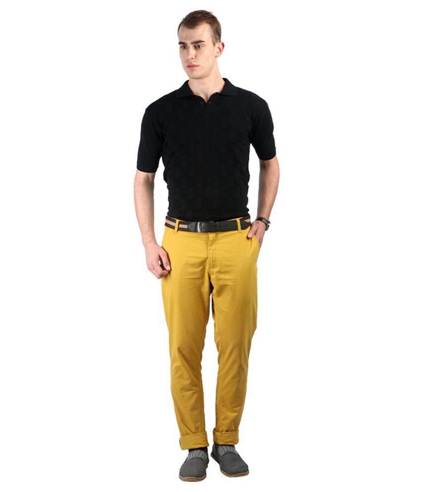 Proline Originals Black Polo T-shirt
