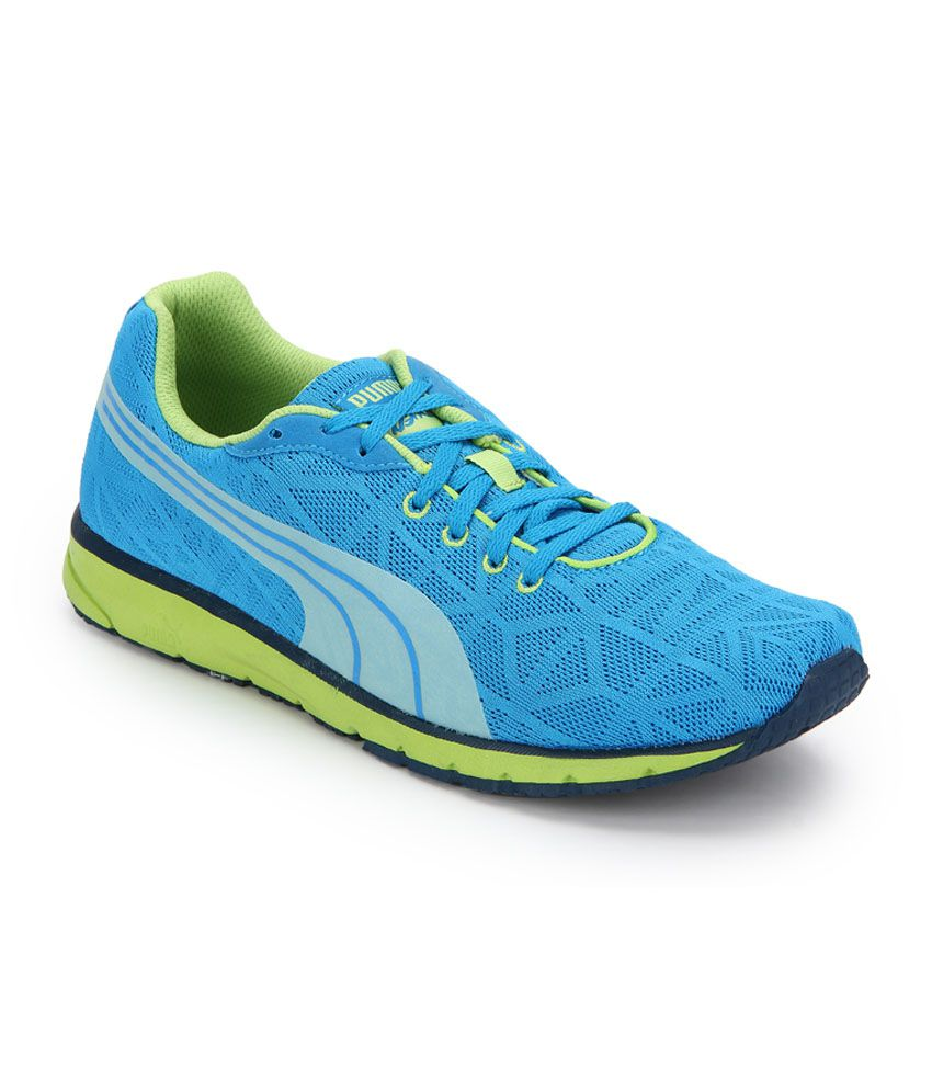 Puma Narita V2 Blue Running Shoes