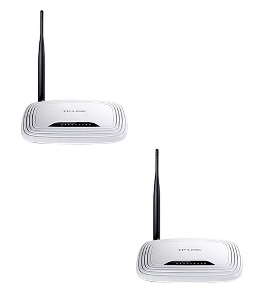 TP-LINK 150 Mbps Wireless N Router (TL-WR740N) (Buy One Get One Free)Wireless Routers Without Modem