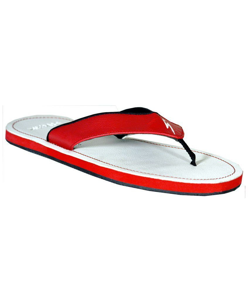 9c3a80c414c8 19% OFF on Stylar White Flip Flops For Men on Snapdeal