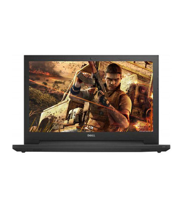 Dell Inspiron 3542 TS Notebook (4th Gen Core i5- 4210U- 4GB RAM- 1TB HDD- Win8.1- 39.62cm (15.6)-2GB Graph) (3542541TB2BT) (Black)