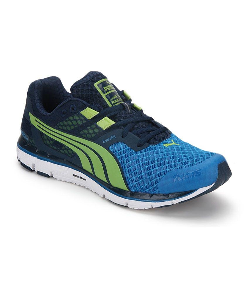 Puma Faas 500 V3 Blue Running Shoes - Buy Puma Faas 500 V3 Blue Running  Shoes Online at Best Prices in India on Snapdeal fe4284a43