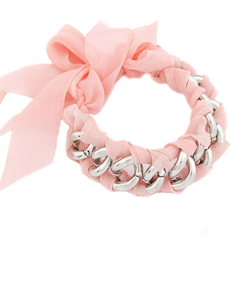Young & Forever Pink Bracelet
